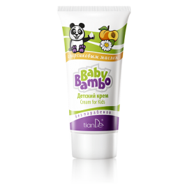 Детский крем Baby Bambo/Бейби Бамбо, 50 мл